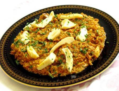 Chicken Bhartha
