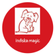 INDISKA MAGIC Logo