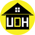 URBAN DESI HOUSE Logo